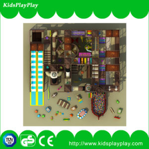 Kid′s Zone Pirate Ship Indoor Soft Playground Equipment for Sale pictures & photos