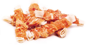 Pet Food-Chicken & Cod Twister for Dog