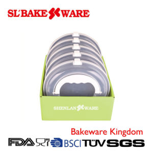 Round Pan W/Lid&Display Box Carbon Steel Nonstick Bakeware (SL BAKEWARE) pictures & photos