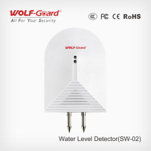 Wired Wireless Water Lever Instrusion Detector Sr-02 pictures & photos