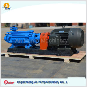 Centrifugal Multistage Horizontal High Pressure Hot Water Pump pictures & photos