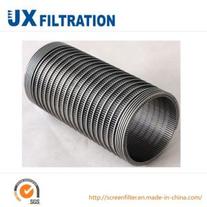 Reverse Rolled Wedge Wire Screen (ISO) pictures & photos
