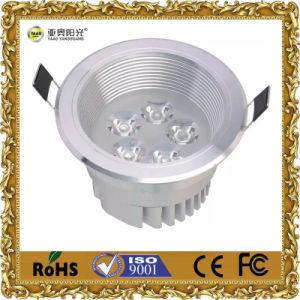 5W Aluminum LED Ceiling Light pictures & photos