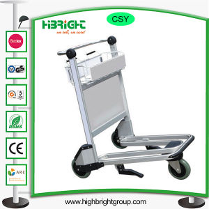 Airport Luggage Trolley Baggage Trolly Hand Cart pictures & photos