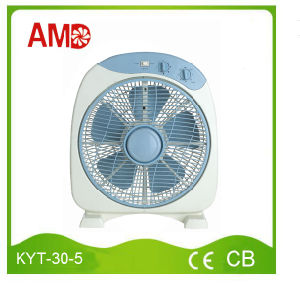 "Hot-Sale Cheapest Price 12"" Box Fan (KYT-30-5) pictures & photos"