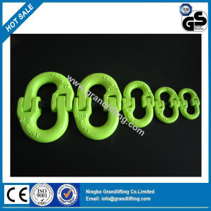 1.4t European Type Alloy Steel Forged G100 Chain Connecting Link pictures & photos