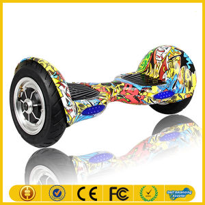 OEM Wholesale Electric Intelligent Self Balance Standing Skateboard Scooter pictures & photos