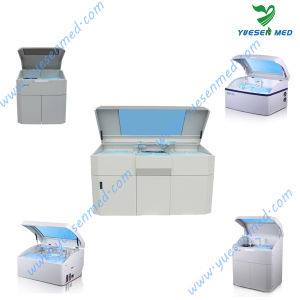 Yste180c Medical Fully Automatic Biochemistry Analyzer pictures & photos