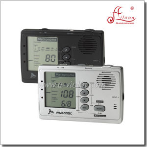 3 in 1 Digital Metronome Tuner (WMT-555C) pictures & photos