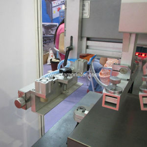 TM-2030b Single Servo High Accuracy Flatbed Vertical Silk Screen Printer pictures & photos