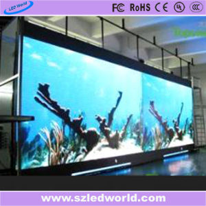 P10 Outdoor Full Color LED Video Wall China Manufacture (CE) pictures & photos