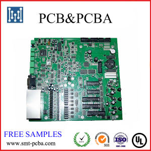 Round LED Light PCBA with Electronic Component Assembled PCB pictures & photos