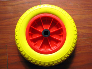 13 Inch 3.00-8 PU Foam Wheel for Wheelbarrow Use pictures & photos