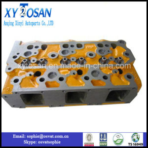E200b Cylinder Head Parts for Mitsubishi S6k Diesel Excavator Engine 34301-01050 pictures & photos