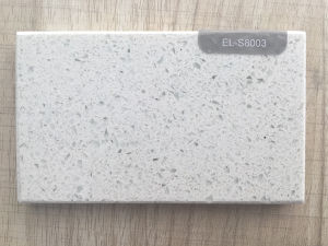 White Starlight Quartz Stone, Single Color Quartz Stone Countertop pictures & photos