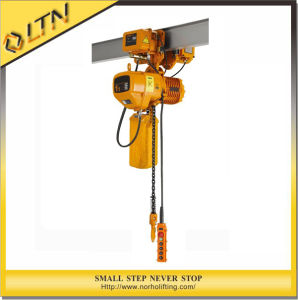 CE, GS&TUV Approved Electric Motor Lifting Hoist (ECH-JC) pictures & photos