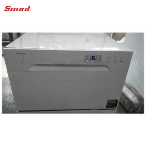 Table Top Dishwasher Small Dishwasher Machine Price pictures & photos