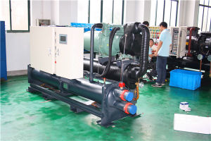 Higher Grade Screw-Type Air-Conditioning Chillers pictures & photos