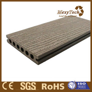 Foshan Composite WPC Hollow Decking, 140*23mm pictures & photos