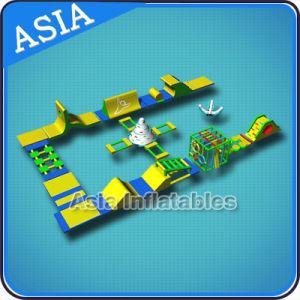 Adults Inflatable Floating Water Park, Aqua Park Equipment, Sea Amusement Park pictures & photos
