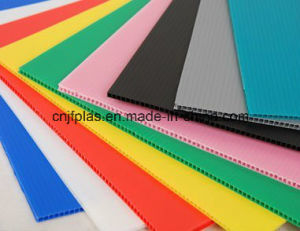 Customized PP Hollow Sheet with Thickness 2mm-12mm pictures & photos