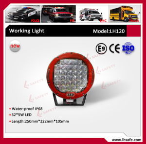 CREE LED Jeep Vehicle Working Light (LH120) pictures & photos