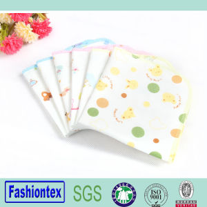 Wholesales Baby Cotton Muslin Bath Towel 100% Cotton Handkerchiefs pictures & photos