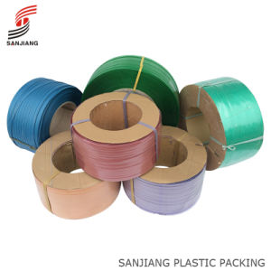 Different Color PP Straps for Packing pictures & photos