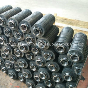 High Standard Conveyor Impact Roller/ Rubber Idler pictures & photos