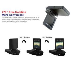 portable 2.5′′ LED Screen Car Black Box/Cashcam/Car DVR pictures & photos