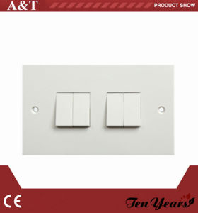 6-G Electrical Push Button Wall Switch pictures & photos