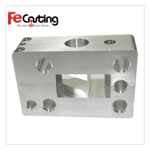 OEM Machining Parts in Stainless Alloy pictures & photos