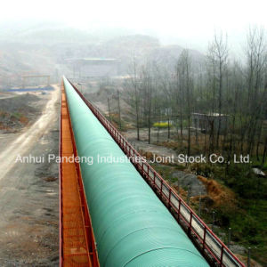 Anti-Rain Inclined Trough Belt Conveyor/Conventional Belt Conveyor System pictures & photos