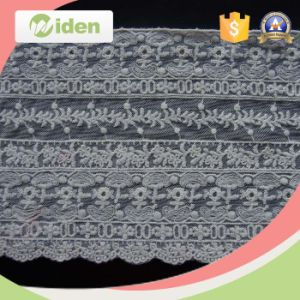 Wedding Invitation Cord Lace Border Embroidered Lace for Bridal Dress pictures & photos