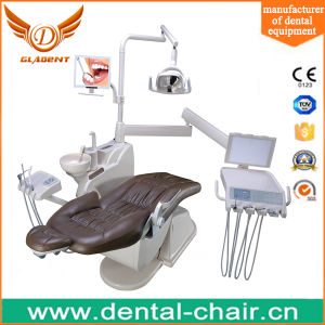 Most Comfortable High Class Dental Chair Perfect Dental Unit pictures & photos