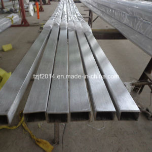 100mm*100mm*4 Seamless Stainless Steel Square Pipe SUS 304 pictures & photos