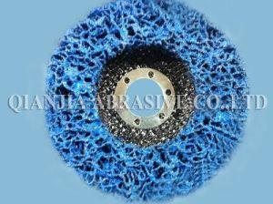 "5"" Blue Diamond Flap Disc/Flap Wheel"