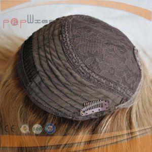Full Virgin Remy Hair Jew Silk Top Women Hair Piece pictures & photos