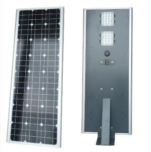 Outdoor LED Solar Street Light Integrated Design 60W pictures & photos