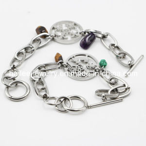 Fashion Custom Stainless Steel Bracelet Jewelry pictures & photos