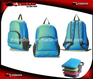 Waterproof Nylon Folding Travel Backpack (1504006) pictures & photos