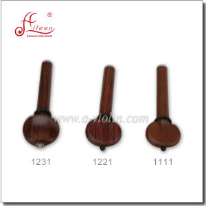 High Quality Rosewood Violin Tuning Pegs (1231, 1221, 1111) pictures & photos