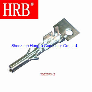 Receptacle Housing Single Row Wire to Wire Connector pictures & photos