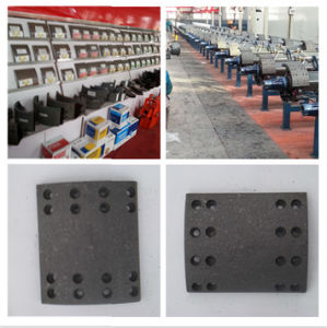 Brake Shoes Type Trailer Brake Lining pictures & photos
