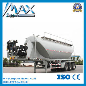 60m3 Cement Bulker/Bulk Cement Tanker Semi Truck Trailer pictures & photos