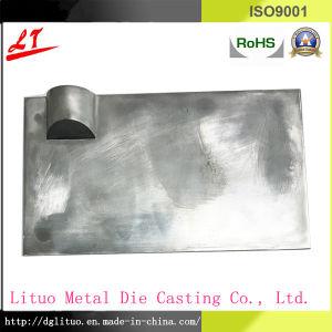 Common Used Precise Aluminum Alloy Die Casting Satellite Dish Cover pictures & photos