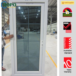 Plastic/PVC Double Glass Windows and Doors Factory pictures & photos