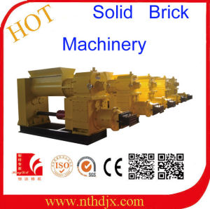Small Model Automatic Red Clay Brick Making Machine pictures & photos