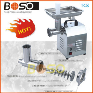 Heavy Duty Stainless Steel Electric Meat Mincer (BOS-TC8) pictures & photos