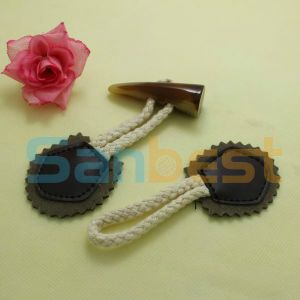 High Quality New Style Jacket Horn Resin Buttons pictures & photos